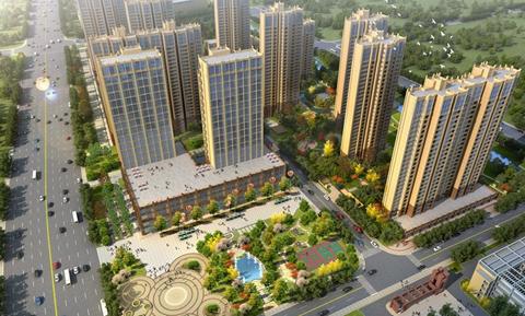 旭日上城2期7-701日立中央空调安装案例
