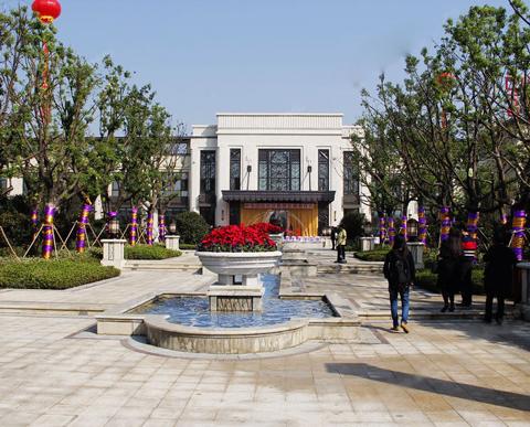 中海国际三期张先生家中央空调地暖施工案例
