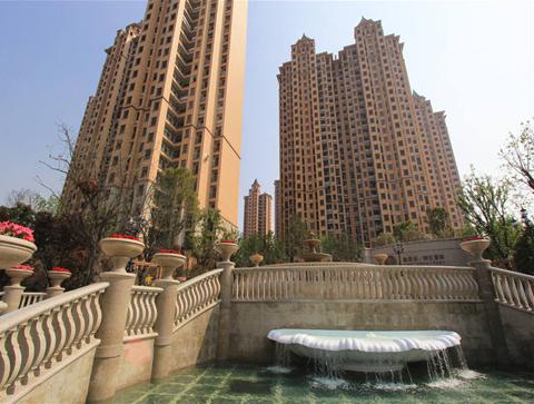 雅居乐滨江花园7-201周先生家地暖施工案例